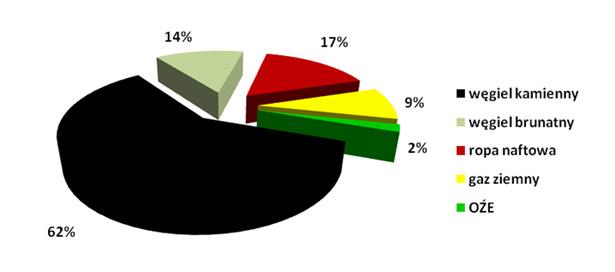 Zużycie Paliw w Polsce